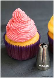How To Decorate Cupcakes Tip 4B