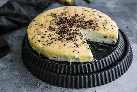 cremig kühle eierlikör torte