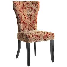 Fine Red Upholstered Dining Chairs For Modern Furniture With Red ... Ander Walnut Taper Back Red Upholstered Ding Chair Country House Fniture Set Of 2 Linblend Abbie World Market Striped Chairs New Homelegance Royal Design Custom Nailhead Tufted For Sale At 1stdibs 7 Modern Homes Cute White Leather Room Black Fabric Red Upholstered Ding Chairs For Really Encourage Iaffdistrict14org Amazoncom Hook Serena Solidwood Fine With 50 Off Velvet Round Glass Kitchen Table Ivory Faux