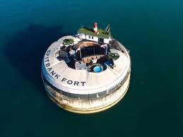 100 Spitbank Fort A 138yearold British Sea Fort Is Now A Floating Luxury Hotel