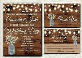 Affordable Rustic Wedding Invitations Or Invitation 43 Discount