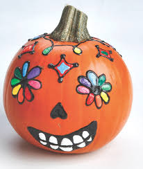 10 Best Jack O Lantern Displays U2013 The Vacation Times by Crayon Drip Art Pumpkin Tutorial