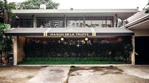maison de la truffe maison de la truffe international dining watthana