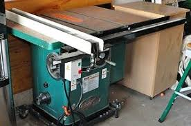 Grizzly 1023 Cabinet Saw by Found A 2001 Grizzly 1023 Table Saw For Sale By Steve6678