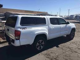 100 Tacoma Truck Cap 2017 Bed Camper Shell Best Cars 2018