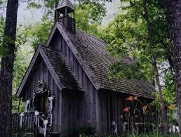 Mentone Wedding Chapel Bear Creek Log Cabins