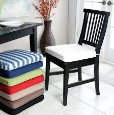 Kitchen Chair Seat Cushions Replacement Dining Room Mesmerizing