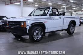 100 Convertible Pickup Truck 1990 Dodge Dakota Sport For Sale 65212 Motorious