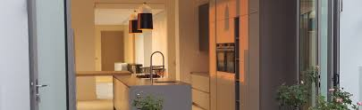 Cupboards Design Beautiful Grey And Purple High Gloss Kitchen Makeover With White Countertops Stainless