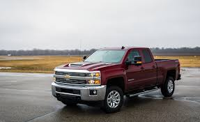 2018 Chevrolet Silverado 2500HD / 3500HD | In-Depth Model Review ... Chevrolet Colorado Diesel Americas Most Fuel Efficient Pickup Five Trucks 2015 Vehicle Dependability Study Dependable Jd Is 2018 Silverado 2500hd 3500hd Indepth Model Review Truck The Of The Future Now Ask Tfltruck Whats Best To Buy Haul Family Dieseltrucksautos Chicago Tribune Makers Fuelguzzling Big Rigs Try Go Green Wsj Chevy 2016 Is On