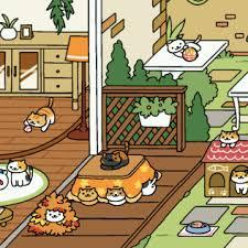 Neko Atsume Kitty Collector My Cats