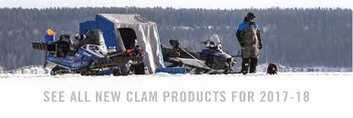 Clam Ice Fishing Seats by Clam Outdoors