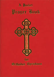 A Pocket Prayer Book For Orthodox Christians