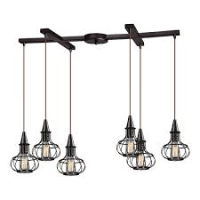 lighting beautiful pendant light fixture 48 in clear