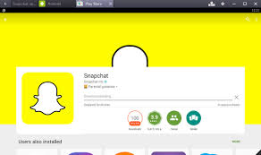 Snapchat on Windows App