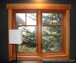 WindowTrim Library2 Hammer Like a GirlHammer Like a Girl
