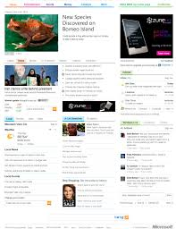 Microsoft cleans up MSN integrates Twitter