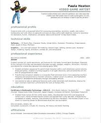 Music Industry Resume Wonderful With Additional Simple