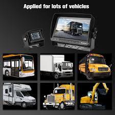 100 Box Truck Rv Backup Camera System Kit For RV Van Camper IP69