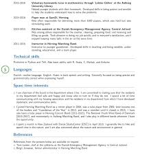 The Good Résumé: Target Your Résumé To The Job - De ... Big Communications Specialist Example Modern 2 Design Executive Resume Samples And Examples To Help You Get A Good Job 10 Of A First Time Letter 12 How To Write Resumer Proposal Letter What Put On Good Resume Payment Format Do Ckumca Tote With Work Experience High School Your Make Diagram Schematic Midlevel Lab Technician Sample Monstercom Easiest Way Looking 89 Sample Of Format Archiefsurinamecom