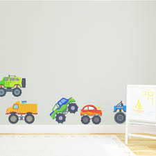 Lavishly Truck Wall Decals Monster Mural Wallums | Lakaysports.com ... Firetruck Wall Decal Boys Room Name Initial Name Wall Decal Set Personalized Fire Truck Showing Gallery Of Art View 13 15 Photos Best Of Chevron Diaper Bag Burp Fireman Firefighter Metric Or Standard Inches Growth Decals Lightning Mcqueen Beautiful Fantastic Vinyl Sticker Home Decor Design Cik1544 Full Color Cool Fire Truck Bedroom Childrens Marshalls Shop Fathead For Paw Patrol Cars Trucks Decals Race Car And Walls Childrens Kids Boy Bedroom Car Cstruction Bus Transportation