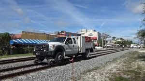 FEC High Rail Truck In Delray Beach, FL - YouTube Railpicturesca Marcus W Stevens Photo A Cp High Rail Truck Guzzler High Rail Vac2go Vacuum Truck Rental Vac2go 5413 Bnsf Hirail Edmonds Wa Youtube Minnesota Railroad Trucks For Sale Aspen Equipment Welding Hiarom Railway Roadrail Vehicle Wikipedia Csx Switches From To Road Montevideo Upfitting Assembly Vh Inc Search Results Bucket All Points Sales