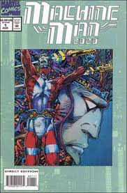 For A Full Synopsis Of This Comic Please See The Original Publishing In Machine Man Vol 21