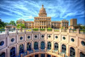 The Texas State Capitol Building In Austin Shutterstock