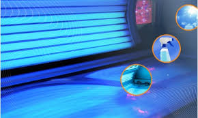 Solar Storm Tanning Bed by Plexiglas For Light Management Tanning Beds