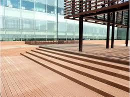 Runnen Floor Decking Outdoor Brown Stained by Descubre El Ing Tiles Wooden Decking Wooden