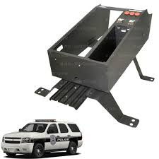 Jotto Desk Cup Holder Insert by Tahoe Police Console With Side Storage By Jotto Desk 2012 2014