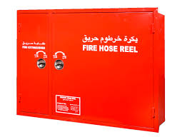 Larsen Fire Extinguisher Cabinets 2409 6r by Fire And Safety Rainbow Powder Coating