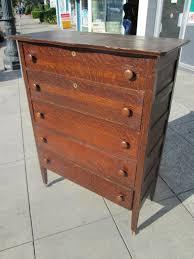 100 antique tiger oak dresser 4 drawer oak dresser
