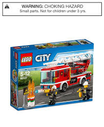 LEGO® 214-Pc. City Fire Ladder Truck Set   Products