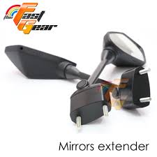 Fit Kawasaki Z1000 SX NINJA 1000 2011-2015 CNC Mirrors Extenders ... Semi Truck Mirror Exteions Elegant 2000 Freightliner Century Class Mir04 Universal Clip On Truck Suv Van Rv Trailer Towing Side Mirror Curt 20002 Passenger Side Towing Extension Extenders Fresh Amazon Polarized Sun Visor Extender For Best Mirrors 2018 Hitch Review Awesome Exterior Body Cipa Install Video Youtube Want Real Tow Mirrors For Your Expy Heres How Lot Of Pics Ford View Pair Set 0408 F150 2pc Universal Clipon Adjustable
