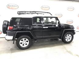 2013 Used Toyota FJ Cruiser 4WD 4dr Automatic At East Madison Toyota ...
