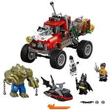 100 Tarantula Trucks LEGO Batman Movie Killer Croc TailGator 70907 EBay