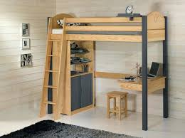 lit mezzanine 1 place avec bureau lit mezzanine bois 1 place lit mezzanine avec bureau lit mezzanine