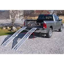 100 Loading Ramps For Pickup Trucks Discount Black Widow Dual Arched Folding AF