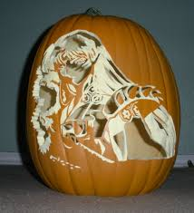 Scary Pumpkin Carving Stencils by Decoration Ideas Endearing Picture Of Robot Ironman Badass Pumpkin