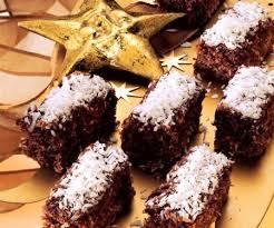 schokoladen kokosschnitten