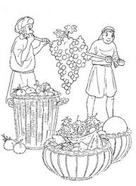 Coloring Page Bible Stories