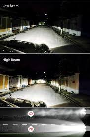 p8 series 8000 lumen zy led headlight d1 d2 d3 d4 d2s led