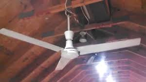canarm cp60 hpwp industrial commercial ceiling fan youtube