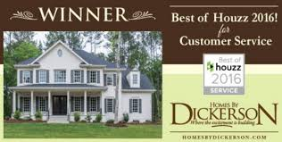 Homes by Dickerson Press Release Homes by Dickerson Awarded