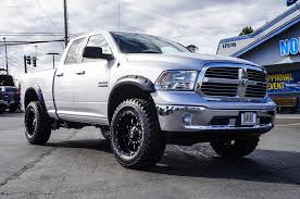 Used Lifted 2015 Dodge Ram 1500 Big Horn 4×4 Truck For Sale 34853 ...