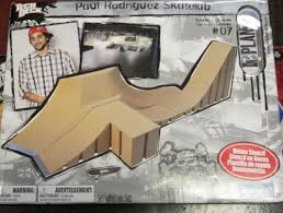 new tech deck paul rodriguez deluxe large skate lab r set 7 of