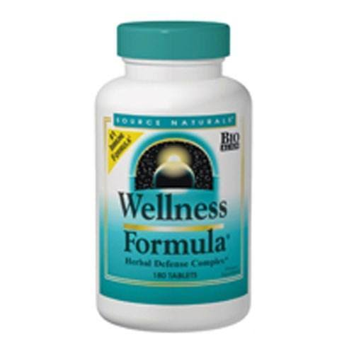 Source Naturals Wellness Formula Herbal Defense Complex - 180 Tablets