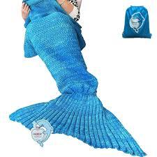 China Moon Sinking Spring Pa 19608 by Amazon Com Laghcat Mermaid Tail Blanket Crochet Mermaid Blanket