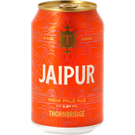 Thornbridge Jaipur IPA Beer - 500ml
